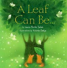 a leaf can be by laura pur salas