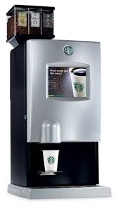Starbucks Vending Machine Business Fascinating Starbucks ICUP BeantoCup Coffee Machine Coffee Ambassador