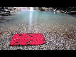 Обзор надувных туристических <b>ковриков Klymit</b> - YouTube