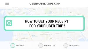 Uber Quote Enchanting Rider Tip How To Get Your Uber Trip Receipt Uber MNL Tips
