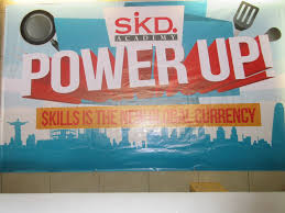skd academy power up skills is the new global currency the food passion and hard work are what drives having a valued skill set together we want you to have an edge as when we conquer the culinary world