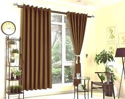 brown blackout curtains. Wide Panel Curtain Extra Blackout Curtains Brown
