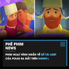 Phê Phim - PHIM HOẠT HÌNH NGẮN VỀ ĐỀ TÀI LGBT CỦA PIXAR RA MẮT TRÊN DISNEY+  Thứ sáu vừa qua, bộ phim ngắn