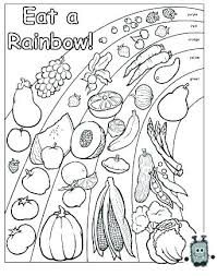 Coloring Pages Of Food Coloring Pages Of Food Food Web Coloring