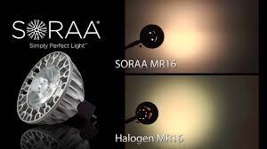 Soraa Lighting Soraa Led Mr16 Full Spectrum Light Bulb Overview Comparison By Total Lighting Supply
