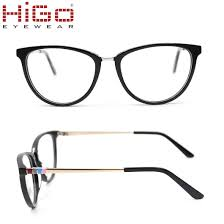 New Spectacles Design China New Design Fashion Acetate Optical Frame Glasses