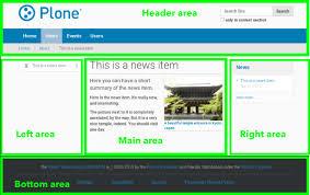Visual Design Of Plone Web Sites Plone Documentation V5 2