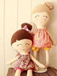 Muslin Doll Pattern Free Simple Inspiration Design