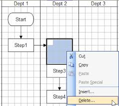 How To Create A Flow Chart In Excel Breezetree