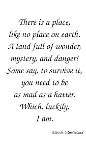 Alice In Wonderland Quote Awesome 48 Inspiring Alice In Wonderland Quotes Quotes And Humor