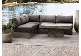 the clearance concrete furniture customize design