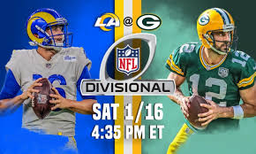 LA Rams vs Green Bay Packers