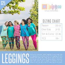 Lularoe Sizing Chart Lularoe Size Charts La Rue Clothing