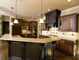 kitchen ideas with dark cabinets backsplash cherry black l75 cabinets