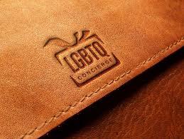 embossed leather logo mockup psd best logo mockup psd embossed logo mockup template