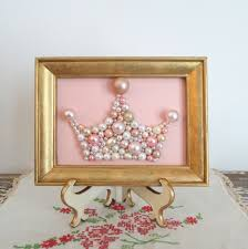 most current 3d princess crown wall art decor within pink and gold nursery art princess on 3d princess crown wall art decor with photo gallery of 3d princess crown wall art decor showing 3 of 15