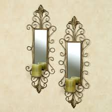 Mirrored Wall Sconce Candle Holder Target Shopwiz pertaining to size 2000 X  2000