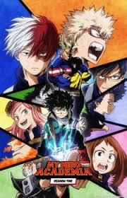 Fall 2019 Anime Chart