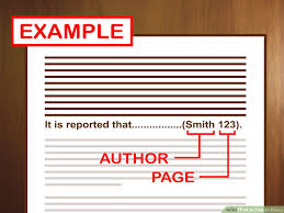 Mla In Text Citation For Website Mla Inline Citation Examples Wiring Diagrams