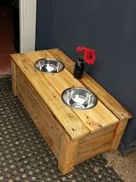... Pallet Dog Food Bowls ...