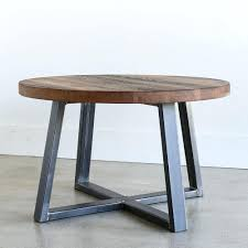 round reclaimed wood coffee table round reclaimed wood coffee table reclaimed wood coffee and end table