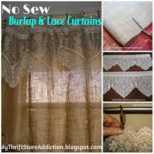 Diy No Sew Curtains Stunning No Sew Curtains Photos Interior Design Ideas