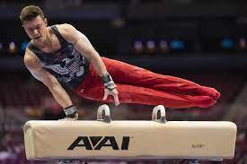 Brody Malone leads U.S. gym trials ...