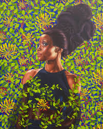 Kehinde Wiley Inspired Photoshop - Lessons - Blendspace