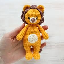 Crochet Animal Patterns Free New Decorating