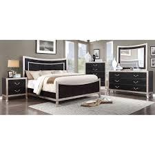 Modern Bedroom Furniture Houston Classic 5pc Bedroom Sets Houston Modern Panel Bed 2 Storage