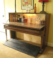hidden bar furniture. repurposed piano wet bar the is made from a vintage upright open door to reveal lighted cabinet house your glassware and hidden furniture h