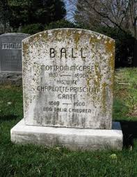 Charlotte Priscilla Gantt Ball (1849-1900) - Find A Grave Memorial