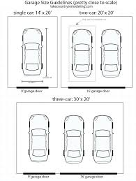 Carports  Minimum Size For Two Car Garage Small Single Car Garage Size Of A Two Car Garage