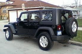 2007 jeep wrangler unlimited rubicon four door