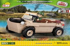 <b>Конструктор COBI</b> Амфибия VW Typ 166 Schwimmwagen COBI ...