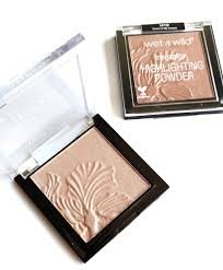 wet n wild melo highlighting powder review