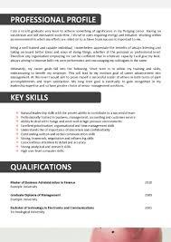 Nice Accounting Graduate Resume Australia Contemporary Example