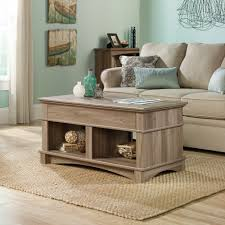 harbor view lift top coffee table 420329 sauder end tables