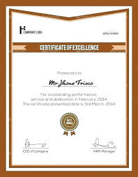 Corporate Certificate Template Simple Company Gift Certificate Template Download