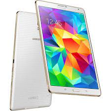 Samsung Galaxy Tab S 8.4 Quad-HD-Auflösung 8,4 Zoll, LTE-Tablet, Octa-Core, 3  GB RAM, 16 GB Speicher, Android, Weiß (SM-T705NZWADBT): 23 Tests & Infos