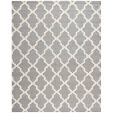 cambridge silver ivory 12 ft x 18 ft area rug