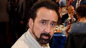 Nicolas Cage to Star in Frontier Epic ...