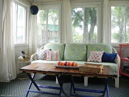 Ideal Curtains For A Sunroom