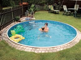 inground pools. Small Round Inground Pool Pools I