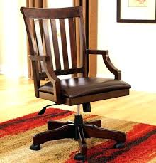 desk chairs wood. Black Wood Desk Chair Wooden Swivel Medium Size Of Chairs