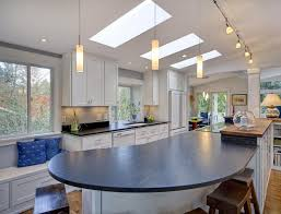kitchen kitchen track lighting vaulted ceiling. Amazing Kitchen Track Lighting Vaulted Ceiling Ideas Bathroom Of Concept And Lowe S Trend