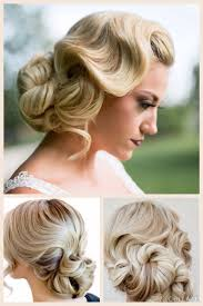 Different Bun Hairstyles 25 Best Ideas About Evening Hairstyles On Pinterest