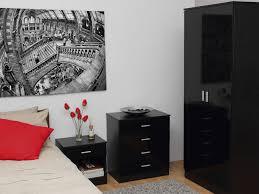 Pink Gloss Bedroom Furniture Set Codeminimalistnet - Red gloss bedroom furniture