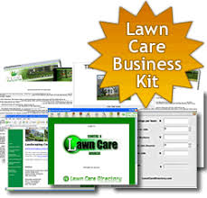 Start A Lawn Care Business Guide And Kit Forms Letters Contracts