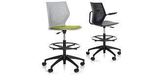 multigeneration by knoll high task multipurpose plastic office stool